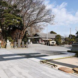 白旗神社で「藤沢市内の飲食店が弁当販売 」2/13~3/7の土日