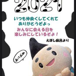 ご当地キャラ年賀状企画で茅ヶ崎市の「えぼし麻呂」が神奈川1位ぞよ!