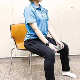 《腰・背中の運動編》自宅で簡単エクササイズ【わたしのおうち時間】
