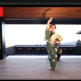 大山阿夫利神社「石尊(せきそん)芸術祭」 をネットで配信(伊勢原市)