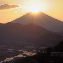 「ダイヤモンド富士」2021年春の撮影シーズン到来!小田原でミニ講座も開催!【県西地域】