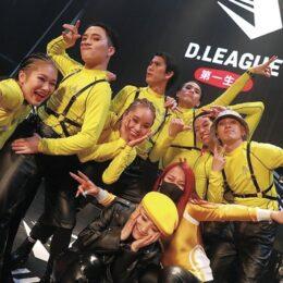 鶴見区内在住Akoさん プロダンスの舞台で活躍 !所属チーム「D.LEAGUE(Dリーグ)」で首位走る