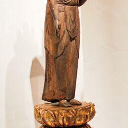 横浜市歴史博物館 「横浜の仏像展」港北区内から西方寺所蔵品展示