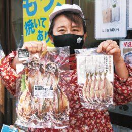 【小田原 早瀬幸八商店】干物2品が「訪日外国人に薦めるのにふさわしい、地元ならではの」推奨品に!パン屋・麦踏とのコラボも!