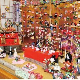 相模原市中央区のつるや呉服店で「つるしびな展」選りすぐりの品が並ぶ<2月28日まで>