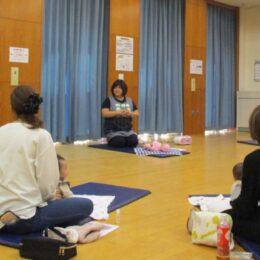 要事前予約・参加者募集「ベビーマッサージ講座」3月12日@横浜・舞岡柏尾地域ケアプラザ