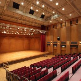 横浜市保土ヶ谷区の「かながわアートホール」がアーティスト支援!ネット配信専用の光回線を無料開放