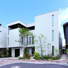 鶴見住宅展示場「ビューノ3階建 二世帯住宅」に潜入!パナソニックホームズでつくる理想の住まいがそこに