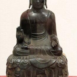 神奈川区内ゆかり 横浜最古の仏像  横浜市歴史博物館に展示中