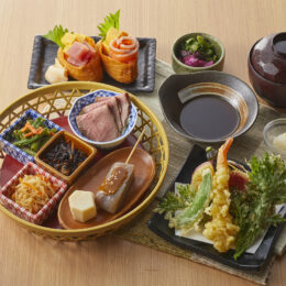 【取材レポ】横浜市保土ヶ谷区の「天然温泉満天の湯」で本格和食職人が手掛ける旬味を楽しむ!