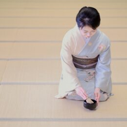 <初心者向け講習会・参加者募集>はじめての茶道・全4回@神奈川地区センター
