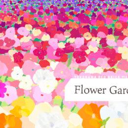 〈春の風物詩〉横浜赤レンガ倉庫で春の訪れを感じる『FLOWER GARDEN 2021』3月26日~4月18日