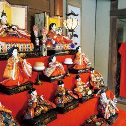 古民家でひな人形 展示 周辺では梅も見ごろ! @横浜市戸塚区・舞岡公園小谷戸の里