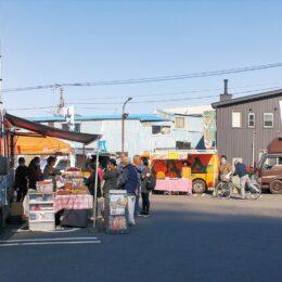 「機動湘南グルメ市場」が提案する、コロナ禍の新しい「食の場」…キッチンカーがあなたのまちに!