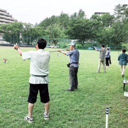 野外で吹き矢を行う「日本グラウンド吹矢協会」を設立<初回は4月2日>