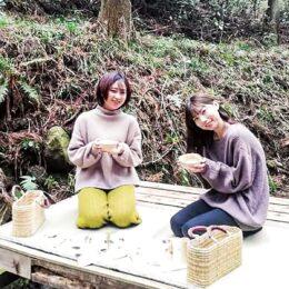 小田原の魅力を再発見「地元を旅する」体験始まる!「おちゃピク」や「純情サイクリング」など