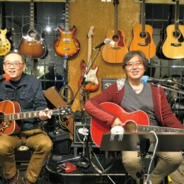 秦野市の「ミュージックルーム キーズ 」高校生バンドを支援!スタジオを無料提供