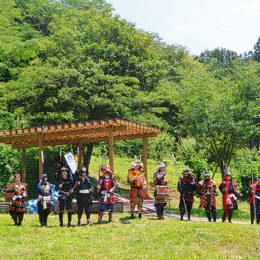 相模原市緑区の「津久井湖城山公園」クイズでオリエンテーリング 2021年の津久井城まつりは中止