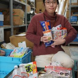 余剰食品を生活困窮者へ寄付「フードドライブ」横浜市戸塚区と資源循環局戸塚事務所で常時受付