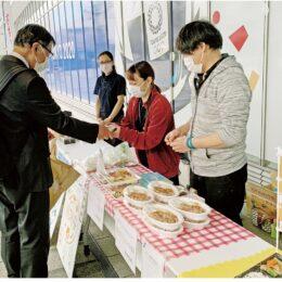 「 自慢の弁当 藤沢市役所で販売 」コロナで苦境の飲食店支援<4月30日まで>