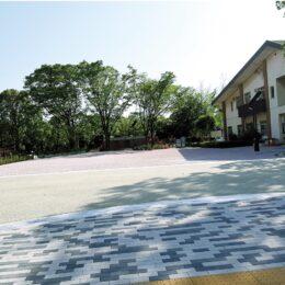 <川崎市高津区・橘公園> 「帰宅支援場所」として機能向上!トイレや水道を刷新、バリアフリー化も