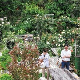 【完全予約制】150種の草花が楽しめる300坪の春の庭公開!ワークショップや販売も<川崎市麻生区>