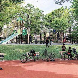 綺麗で使いやすい公園にリニューアル@神木公園(川崎市宮前区)