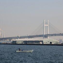 <東京2020オリンピック・パラリンピック >100日前からベイブリッジ特別ライトアップ