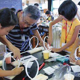 科学の楽しさを子どもに伝えよう!NPOがスタッフ募集【6月30日まで】横浜市