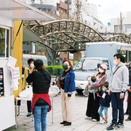 4月12日から「YOKOSUKAモビリティマルシェ=キッチンカー」再開催!横須賀市内5ヵ所で展開