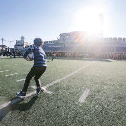 <未経験者対象>初めてのラグビー体験会【4月24日】@富士通スタジアム川崎