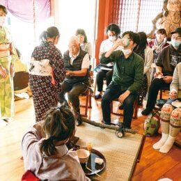 『桜のチャリティー茶会』 桜の寺でお茶を楽しむ (4月11日開催)@厚木市