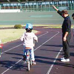 【要事前申込】乗り方のコツを元競輪選手が指導する「自転車教室」 @川崎競輪場