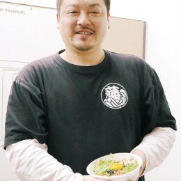 川崎市空き店舗活用アワード大賞「麺匠 藩次郎」東北と川崎の食材をラーメンに