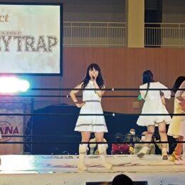川崎を元気に!地元アイドル「ハニートランス」改名し、新たな一歩を踏み出す!