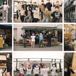 川崎市中原のイダイモール商店街舞台のMV公開!地元アーティスト「しるこもるげん」が制作
