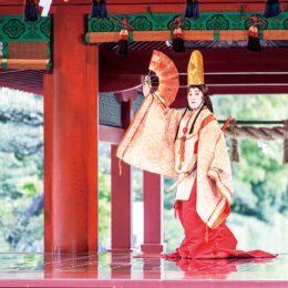 「鎌倉まつり」の『静の舞』オンライン配信開始 5/14日~@鎌倉市観光協会