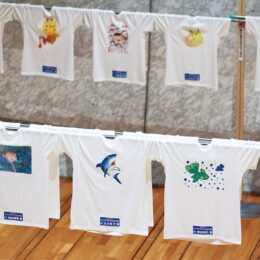【6月25日まで募集】あなたのデザインがTシャツに?!「第19回Tシャツデザイン画100選」