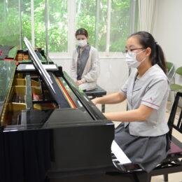 """中学から音楽を学べる「北鎌倉女子学園の音楽コース」を取材しました。音楽の道を目指す人必見!の""""キタカマ""""の魅力とは?"""