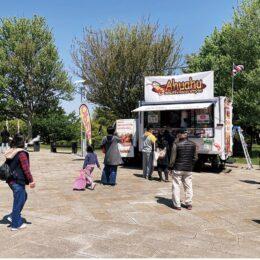 県立茅ケ崎里山公園にキッチンカーが登場!5月のスケジュール