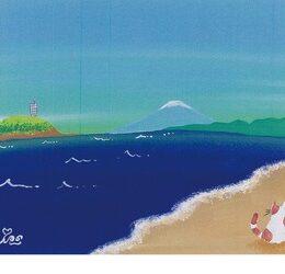 <入場無料>「ほのぼのイラスト展」すずの木カフェで開催 茅ヶ崎のイラストレーター・中尾有里さん