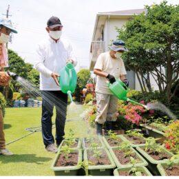 「ひまわり」で「みまもり」。茅ヶ崎市西部の湘南地区が、防犯で初の試み