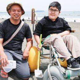 「モデリングで誰かの役に」茅ヶ崎市・梅田中3年の近藤さん、3Dプリンタでプラ回収スコップを自作
