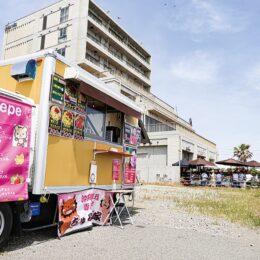 <随時更新>茅ヶ崎市内各所にキッチンカー!6月は3カ所で展開