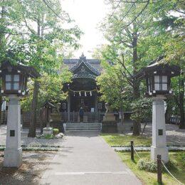 <川崎市・日枝大神社>例大祭は神事のみ 神輿を境内・町内会館で展示予定