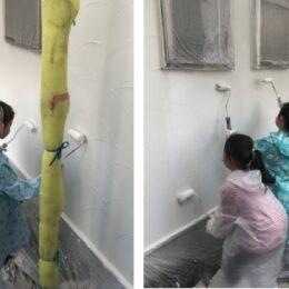 <取材レポ>自宅外壁の塗り替え時の思い出に!茅ヶ崎市の塗装会社「翼工業」が顧客サービスで行っている〝記念ペインティング〟とは?