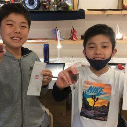 【体験レポ】古都・鎌倉で記念に「世界にひとつだけ」のはんこ作りしてみた!小学生でも大丈夫。親子で!カップルで!