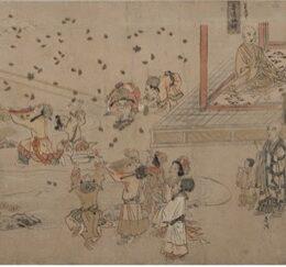 特集展示「鎌倉と浄土宗」仏像・仏画・寺の境内図など約40点@鎌倉国宝館