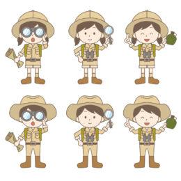 【小学生対象 神奈川県内在住者限定】よこはま動物園ズーラシア 夏休み講座