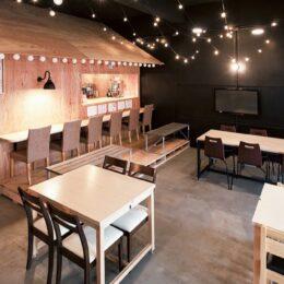 「健康食」提供で 地域貢献を  相模原市の飯塚塗研が商店会リリマートで『ぴえろ』を運営